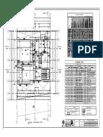 Modelo de plano de arquitectura