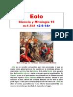 (15) Ciencia y Mitología - Eolo