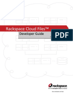 Rackspace Cloud Files - Developer Guide (20150825)