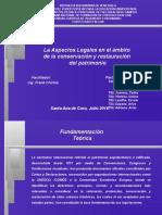 Diapositivas de Trabajo 1 Patrimonio