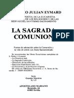 EYMARD-La Sagrada Comunion