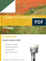 Trimble R10 Presentation(1)
