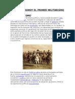 EL CAUDILLISMO Y EL PRIMER MILITARISMO.docx