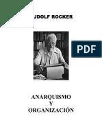 Anarquismo y 0rganización