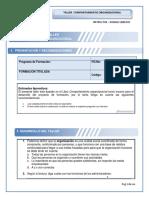 Taller 1 Recursos Humanos Libro Comportamiento Organizacional m.
