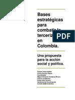 9.Cartilla Bases Estrategicas Contra La Tercerizacion 2011
