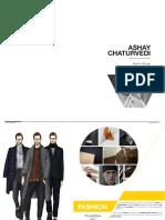 Ashay Chaturvedi Portfolio