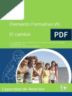 EF VII Capacidad de Relación El Cambio v.1.2
