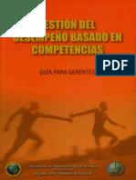 Gestion Del Desempenio Basado en Competencias Guia Para Gerentes
