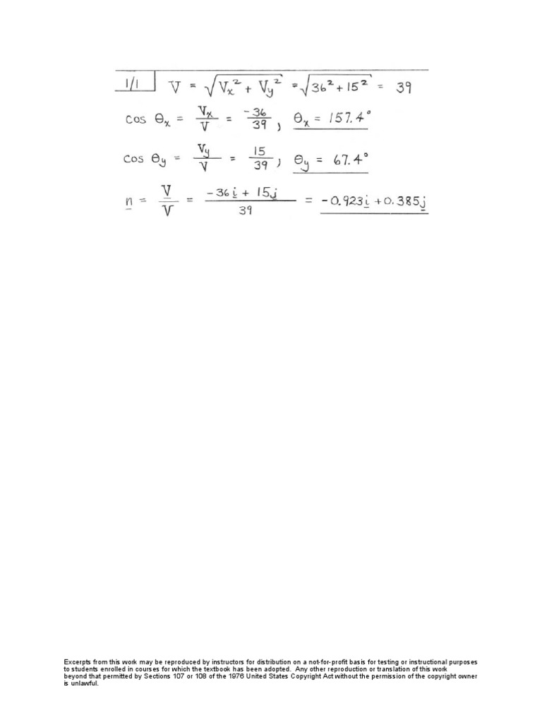 Statics 6th Edition Meriam Kraige Solution Manual | Copyright Act Of 1976 |  Textbook
