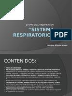 Sistema Respiratorio Orientadora 7 Presentacion 4
