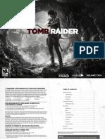 Manual Tomb Raider