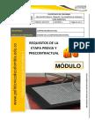 Doc (7) – Requisitos de La Etapa Previa y Precontractual