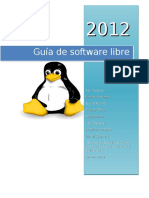 Manual de Software Libre