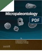 Micropaleontology [M.Y. Ali, M.N. El-Sabrouty, A.S. El-Sorogy, 2015] (KSUpress) @Geo Pedia