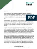 Tiaa - Cref Letter