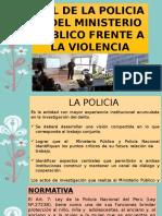 Rol de La Policia