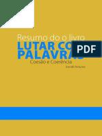 Resumo do livro Lutar com palavras_Reeditado_e_Diagramado.pdf