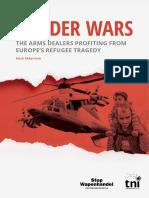 Border Wars Report Web