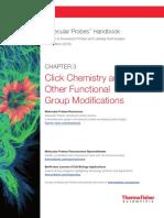 Ch 3 Click Chemistry