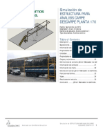Analisis Estructura Carpe Descarpe Planta 170