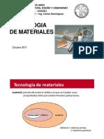 Tecnologia de Materiales Presentacion