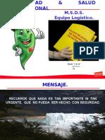 PRONACA - MSDS