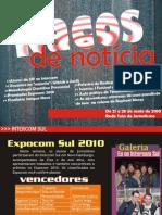 Nacos  de Notícia 8 | de 21 a 28 de maio de 2010 | Rede Teia de Jornalismo
