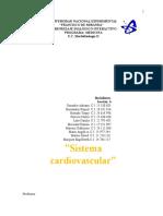 Trabajo Sistema Cardiovascular