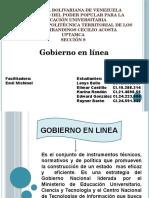 2 Gobierno en Linea 2