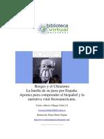 Borges y El Ultraísmo