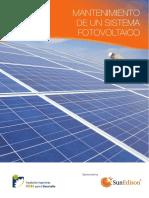 Mantenimiento Sistema Fotovoltaico