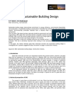 2 GRC and Sustainable Building Design