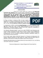 CONSULTORÍA DE UN TÉCNICO PARA LA COORDINACION, ARTICULACION, SEGUIMIENTO Y MONITOREO  DE LA IMPLEMENTACION  DEL PLAN DE TRABAJO  GRACCS-UNICEF 2016-2017