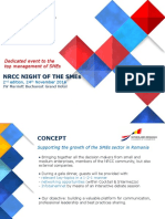 NRCC Night of the SMEs 2016