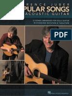 Laurence Juber  Popular Songs For Acoustic Guitar.pdf