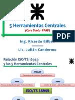 5 Herramientas Centrales_PPAP