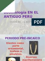 Odontología en El Antiguo Perú