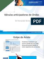 1.4 Análisis Transciente - C2 - Presentación Válvulas Anticipadoras de Onda