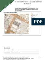 Informe Consolidado Edif Classic Bogota