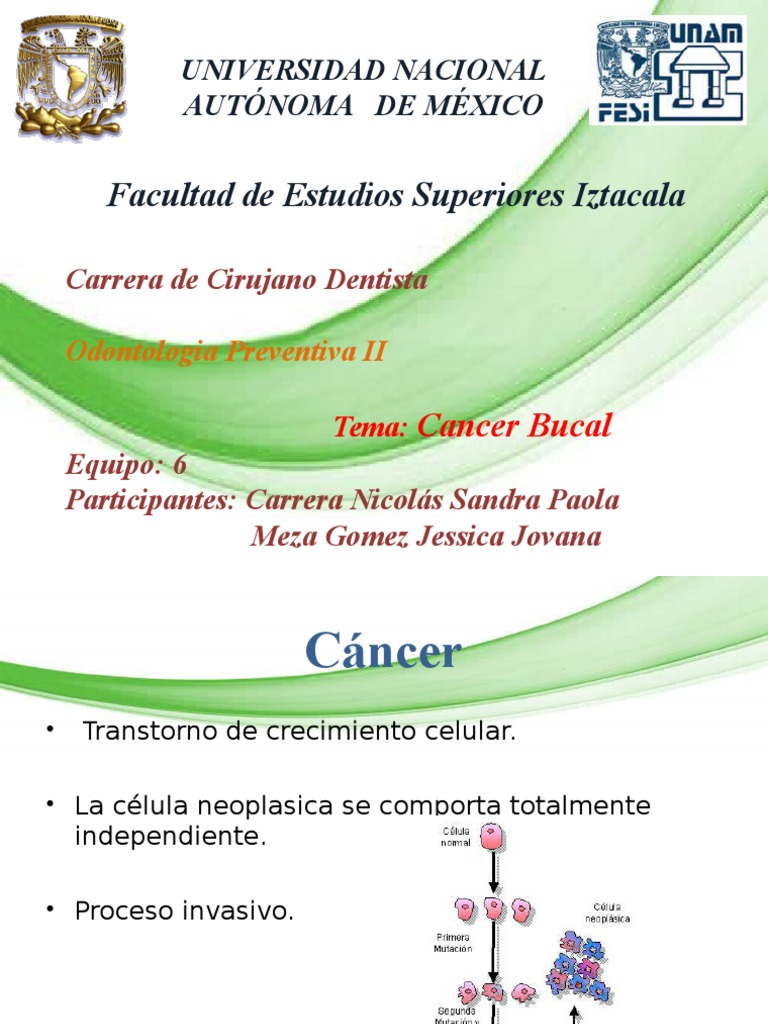 cancer bucal tesis