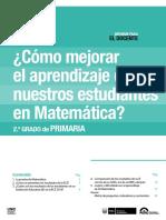 Informe Para El Docente Matemática BAJA