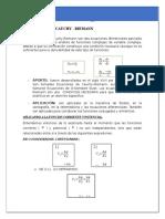 Ecuacion de Cacuchy Riemann