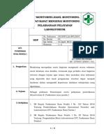 SOP 85. SOP Monitoring,Hasil monitoring,rapat pelayanan.docx