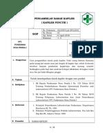 SOP 2.pengambilan darah kapiler.docx