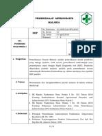 Prosedur penggunaan alat fotometer 5010 sop 21 pemeriksaan malariacx ccuart Images
