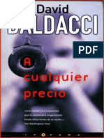 A Cualquier Precio - Baldacci, David.epub
