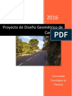 Proyecto Final de Transporte 2016