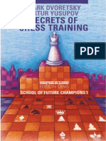 Secrets of Chess Training. School of Future Chess Champions 1 (Mark Dvoretsky, Artur Yusupov)