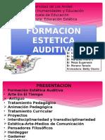 Presentación Estetica F.E.a.